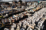 Urban Ore Recycling Company. Recycled building material and household items for sale. Berkeley, California. USA.