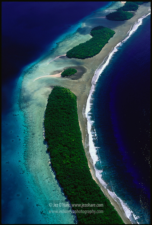 Ahnd Atoll, Pohnpei, Federated States of Micronesia.