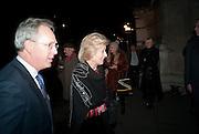 PRINCESS ALEXANDRA, Cecil Beaton private view. V and A Museum. London. 6 February 2012
