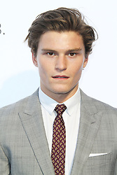 © Licensed to London News Pictures. Oliver Cheshire at the BMW i3 global reveal party, Old Billingsgate Market, London UK, 29 July 2013. Photo Credit:  Richard Goldschmidt/LNP