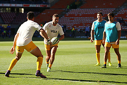 during the Super Rugby match between DHL Stormers and Jaguares held at DHL Newlands in Cape Town, South Africa on the 4th March 2017.<br /> <br /> Photo by Ron Gaunt/Villar Press