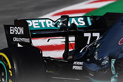February 18, 2019 - Barcelona, Spain - Rear detail, of  Mercedes-AMG Petronas Motorsport car, during the first day of Formula One Test at Catalonia Circuit, on February 18, 2019 in Barcelona, Spain. (Credit Image: © Joan Cros/NurPhoto via ZUMA Press)