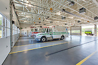 Interior image of the Kincora Safety Center in Sterling Virginia by Jeffrey Sauers of Commercial Photographics