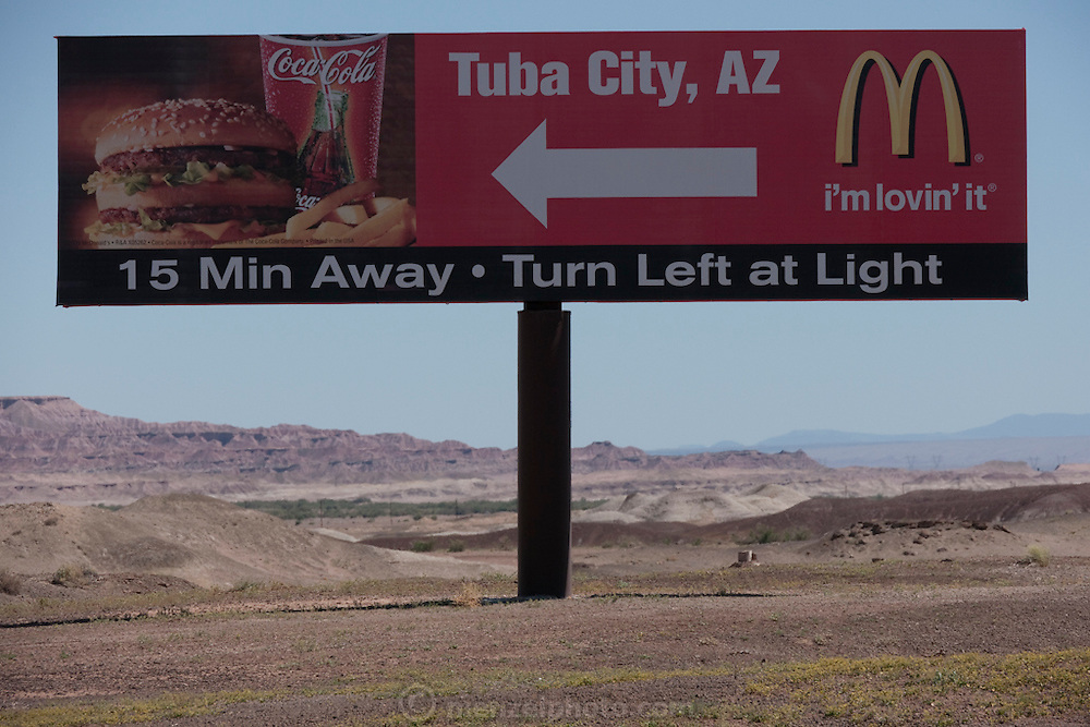 Near Tuba City, Arizona