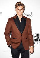 Oliver Cheshire, One For The Boys - Fashion Ball, The Landmark Hotel, London UK, 09 June 2017, Photo by Brett D. Cove