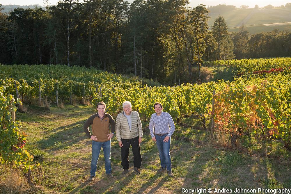 Guillaume Large, Jacques Lardiere, & Thibault Gagey, RÉSONANCE, Yamhill-Carlton AVA, Willamette Valley, Oregon