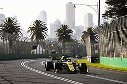 March 17, 2019 - Melbourne, Australia - Motorsports: FIA Formula One World Championship 2019, Grand Prix of Australia, ..#27 Nico Hulkenberg (GER, Renault F1 Team) (Credit Image: © Hoch Zwei via ZUMA Wire)