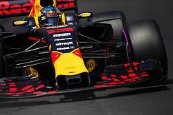 May 27, 2017 - Monte-Carlo, Monaco - 03 RICCIARDO Daniel from Australia of Red Bull Tag Heuer RB13 during the Monaco Grand Prix of the FIA Formula 1 championship, at Monaco on 27th of 2017. (Credit Image: © Xavier Bonilla/NurPhoto via ZUMA Press)