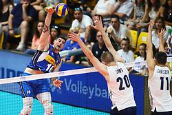 FILIPPO LANZA (ITALY)<br /> ITALIA - USA<br /> VOLLEYBALL NATIONS LEAGUE 2018<br /> MODENA 24-06-2018<br /> FOTO GALBIATI - RUBIN