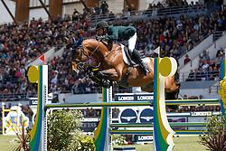 Modolo Zanotelli Marlon, (BRA), Rock N Roll Semilly <br /> Grand Prix Longines<br /> Longines Jumping International de La Baule 2015<br /> © Hippo Foto - Dirk Caremans<br /> 17/05/15