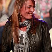 NLD/Hilversum/20110326 - 9de Liveshow Sterren Dansen op het IJs, partner Michael Boogerd, Jessica Boonstoppel