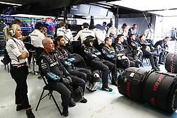 June 9, 2018 - Montreal, Canada - Motorsports: FIA Formula One World Championship 2018, Grand Prix of Canada #Team (GBR, Mercedes AMG Petronas F1 Team) (Credit Image: © Hoch Zwei via ZUMA Wire)