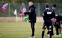 Fotball , 18. februar 2015 , trening Start<br /> trener Mons Ivar Mjelde