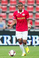 EINDHOVEN, PSV - FC Eindhoven, voetbal oefenduel, seizoen 2013-2014, 09-07-2013, Philips Stadion, PSV speler Mathias Zanka Jorgensen.