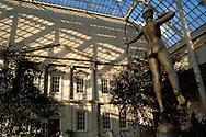 Metropolitan Museum of Art, New York City, New York, American Wing, Diana by Augustus Saint-Gaudens