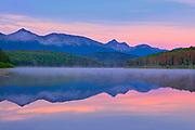 Patricia Lake and the Trident Range, Jasper National Park, Alberta, Canada