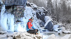 02.12.2015, Lillehammer, NOR, OESV, Nordische Kombinierer, Fotoshooting, im Bild Lukas Klapfer (AUT) // Lukas Klapfer of Austria during the Photoshooting of the Ski Austria Nordic Combined Team in Lillehammer on 2015/12/02 . EXPA Pictures © 2015, PhotoCredit: EXPA/ JFK