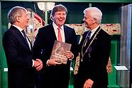 Koning Willem Alexander opent vrijdag 16 februari in het Noordbrabants Museum in 's-Hertogenbosch de
