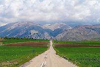 Turquie. Anatolie de l'Est. Region du Nemrut  Dagi. // Turkey. East Anatolia Province. Nemrut Dagi region.