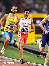 2019 IAAF World Athletics Championships held in Doha, Qatar from September 27- October 6<br /> Day 2