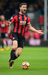 Simon Francis of Bournemouth - Mandatory by-line: Alex James/JMP - 14/01/2018 - FOOTBALL - Vitality Stadium - Bournemouth, England - Bournemouth v Arsenal - Premier League
