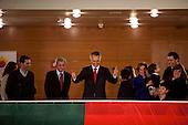 Politics - Portuguese President Cavaco Silva´s Reelection