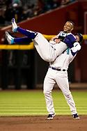 PHOENIX, AZ - MAY 9: The D-backs defeat the Braves 3-2. (Photo by Sarah Sachs/Arizona Diamondbacks)