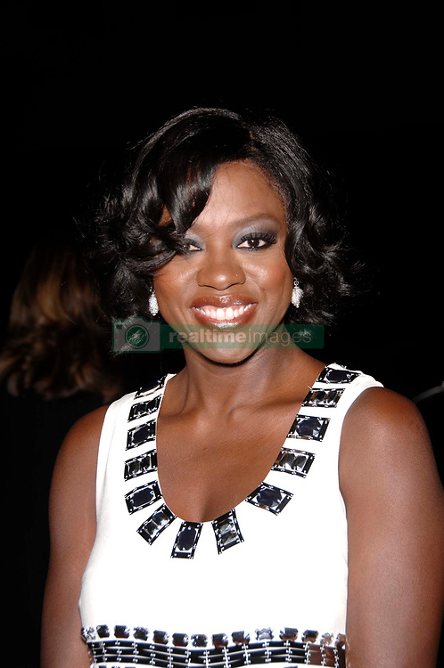 Viola Davis during the premiere of the new movie from Miramax Films DOUBT, held at the Academy of Motion Picture Arts and Sciences Samuel Goldwyn Theater.
