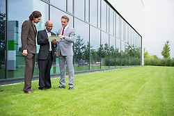 Meeting cooperation business Multi-racial Group