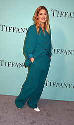 Doutzen Kroes attend the Tiffany & Co 2017 Blue Book Collection on April 21, 2017 at St Ann's Warehouse in Brooklyn, New York, USA. *** Please Use Credit from Credit Field ***
