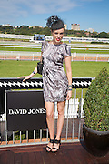 David Jones Australian Derby Day 2010 , Sydney-Australia.Paul Lovelace Photography.Jessica Mc Namee.[Total 69 Images].[Non Exclusive] . An instant sale option is available where a price can be agreed on image useage size. Please contact me if this option is preferred.
