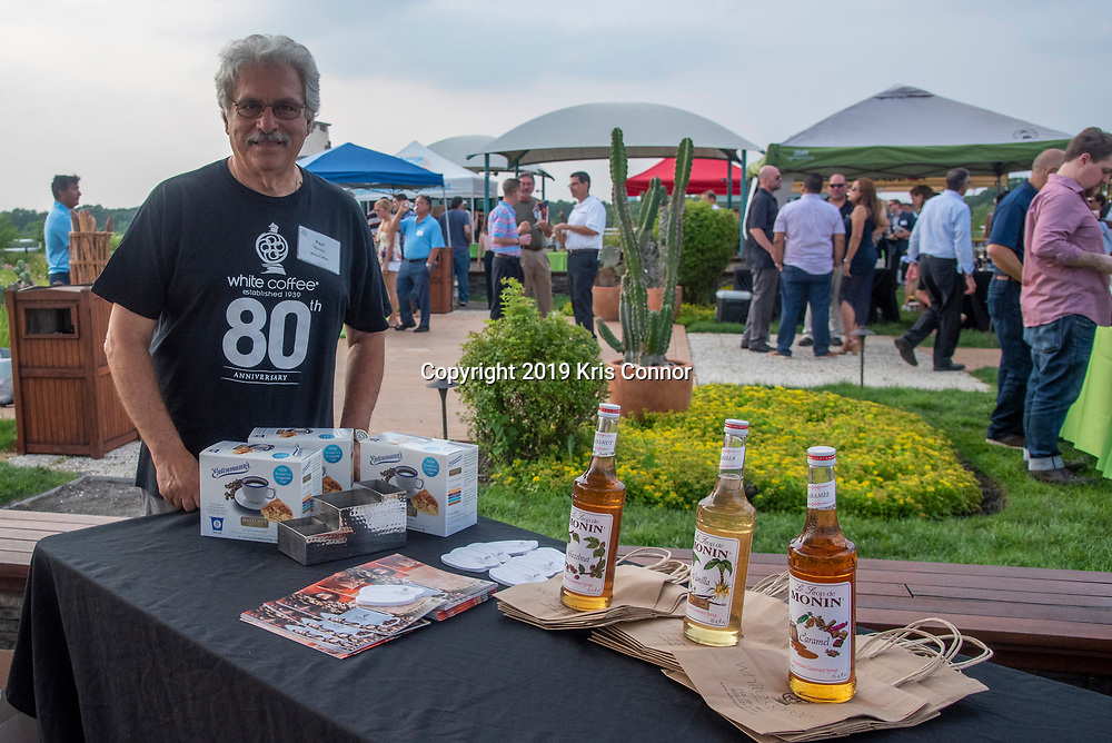 General view of the Long Island Food Council Annual Summer Celebration at MAZARS USA Rooftop, Woodbury, NY on July 10th, 2019. Photo by Kris Connor