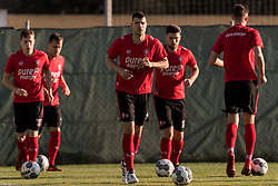 Haris Vuckic of FC Twente during a training session of FC Twente at the Pinatar arena on January 05, 2018 in San Pedro del pinatar, Spain