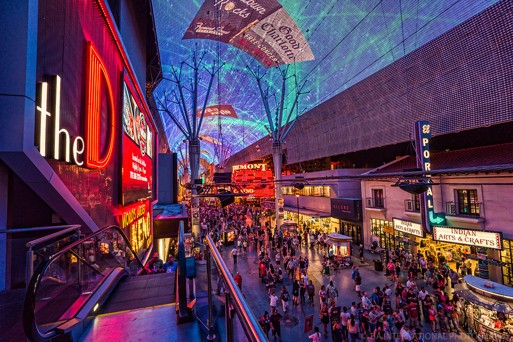The D Hotel, Fremont Street Experience