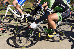 Cylance Pro Cycling - Flèche Wallonne Femmes - a 137km road race from starting and finishing in Huy on April 20, 2016 in Liege, Belgium.