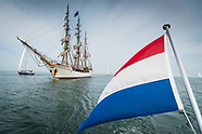 Bark Europa arrives in Scheveningen after 18000km journey