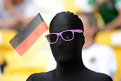 10-06-2012 VOETBAL: UEFA EURO 2012 DAY 3: POLEN OEKRAINE<br /> UEFA Euro 2012 Group B Match between Germany and Portugal at the Arena Lviv, Lviv, Ukraine / Support Germany<br /> ***NETHERLANDS ONLY***<br /> ©2012-FotoHoogendoorn.nl