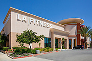 Riverside County LA Fitness Building in Lake Elsinore