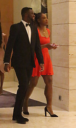 AU_1445165 - Perth, AUSTRALIA  -  Serena Williams and Frances Tiafoe seen arriving for the Hopman Cup New Years Eve Ball at the Crown Towers in Perth,Western Australia<br /> <br /> Pictured: Serena Williams and Frances Tiafoe<br /> <br /> BACKGRID Australia 31 DECEMBER 2018 <br /> <br /> Phone: + 61 2 8719 0598<br /> Email:  photos@backgrid.com.au