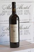 Cuvee Jericho, Vin de Pays d'Oc. Mas Montel, Sommieres, Languedoc, France