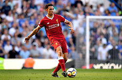 Liverpool's Trent Alexander-Arnold during the Premier League match at Stamford Bridge, London.