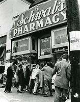 1945 Schwab's Drugstore