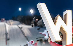 13.03.2018, Lysgards Schanze, Lillehammer, NOR, FIS Weltcup Ski Sprung, Raw Air, Lillehammer, im Bild RAW Air Logo // Raw Air Logo during the 2nd Stage of the Raw Air Series of FIS Ski Jumping World Cup at the Lysgards Schanze in Lillehammer, Norway on 2018/03/13. EXPA Pictures © 2018, PhotoCredit: EXPA/ JFK