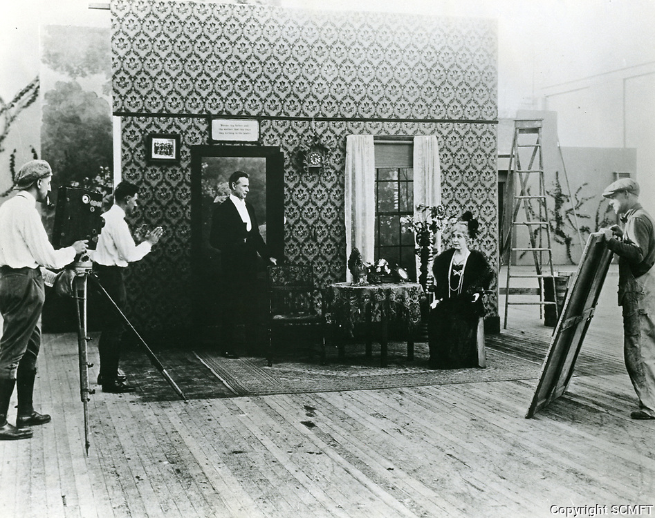 1914 Early filmmaking in Hollywood