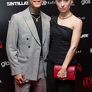 Conor Benn Arrivers at Once Upon a Time in London - London premiere of the rise and fall of a nationwide criminal empire that paved the way for notorious London gangsters the Kray Twins and the Richardsons at The Troxy 490 Commercial Road, on 15 April 2019, London, UK.