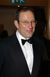 RICHARD DESMOND at The Caron Keating Foundation Dinner in honour of the late TV presenter who died in April 2004, held at The Savoy, London on 4th October 2004.<br /><br />NON EXCLUSIVE - WORLD RIGHTS