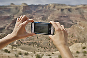 SHOT 5/21/17 10:43:25 AM - Emery County is a county located in the U.S. state of Utah. As of the 2010 census, the population of the entire county was about 11,000. Includes images of mountain biking, agriculture, geography and Goblin Valley State Park. (Photo by Marc Piscotty / © 2017)