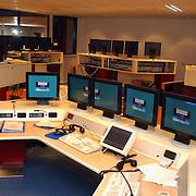 Nieuwe gecombineerde meldkamer brandweer, politie en cpa Gooi & vechtstreek politieburo Naarden