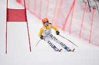 BWL at Gunstock J4 giant slalom   March 4, 2012.