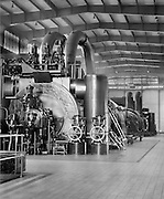 High pressure Turbine, Klingenberg Power Station, Berlin, 1928